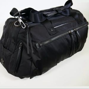 Lululemon Large Gym Overnight Weekender Duffle Bag